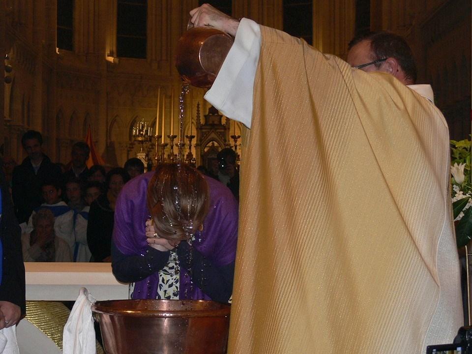 IQuestions à une jeune Baptisée