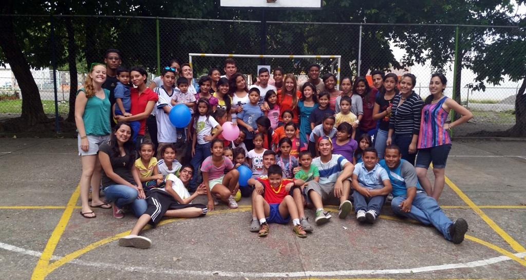 ILucie et Alexis témoignent de leur expérience missionnaire au Vénézuela